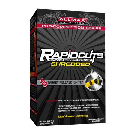 AllMax Rapidcuts Shredded - 90 таб