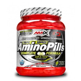 AMIX Amino Pills - 660 таб
