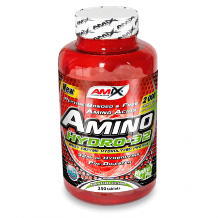 AMIX Amino HYDRO 32 - 250 таб
