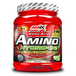 AMIX Amino HYDRO 32 - 550 таб