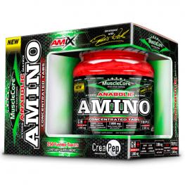 AMIX Anabolic Amino with CreaPep - 250 таб