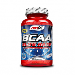 AMIX BCAA Elite Rate - 120 капс