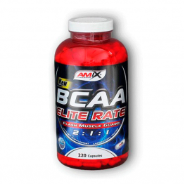 AMIX BCAA Elite Rate - 220 капс