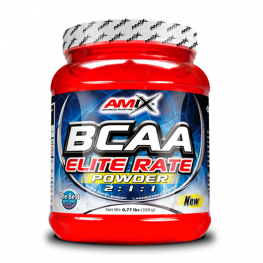 AMIX BCAA Elite Rate powder - 350 гр