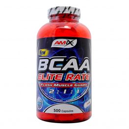 AMIX BCAA Elite Rate - 500 капс