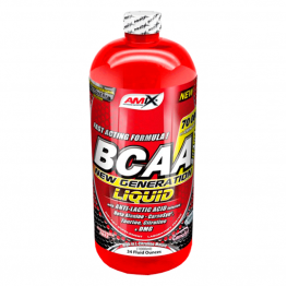 AMIX BCAA New Generation - 1000 мл