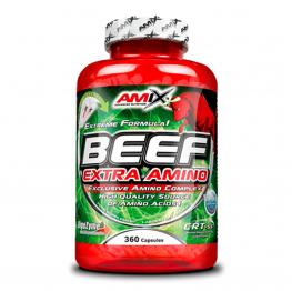 AMIX Beef Extra Amino - 360 капс