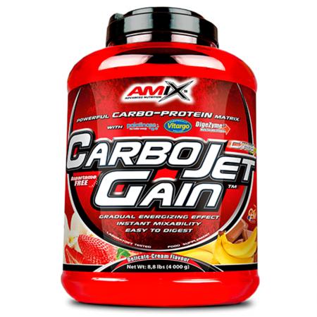 AMIX CarboJet™ Gain - 4000 гр