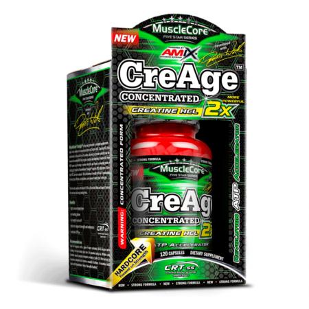 AMIX CreAge™ - 120 капс