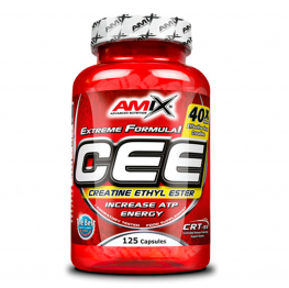AMIX Creatine Ethyl Ester - 125 капс