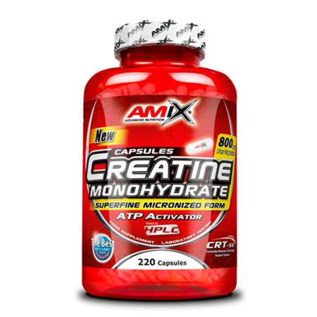 AMIX Creatine Monohydrate - 220 капс