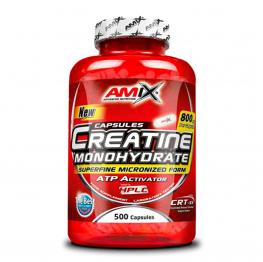 AMIX Creatine Monohydrate - 500 капс