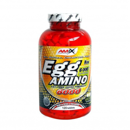 AMIX EGG Amino 6000 - 120 таб