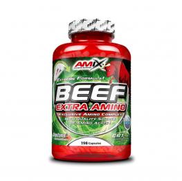 AMIX Beef Extra Amino - 198 капс