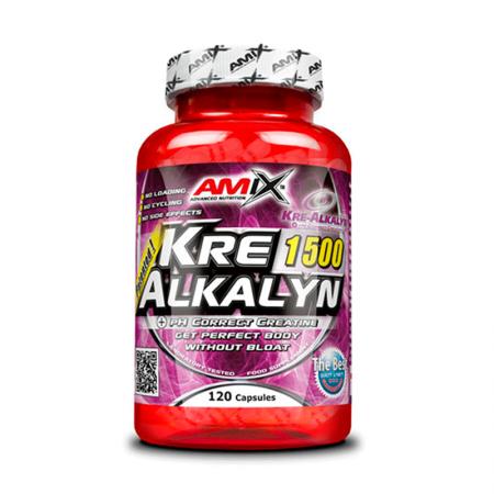 AMIX Kre-Alkalyn® - 120 капс
