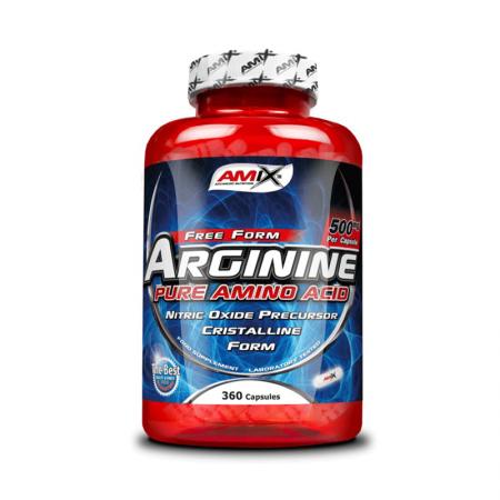 AMIX Arginine - 360 капс