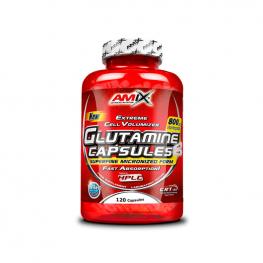 AMIX L-Glutamine - 120 капс
