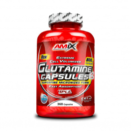 AMIX L-Glutamine - 360 капс