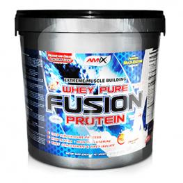 AMIX Whey Pure FUSION - 4000 гр