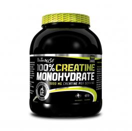 BIOTECH USA 100% Creatine Monohydrate - 1000 гр