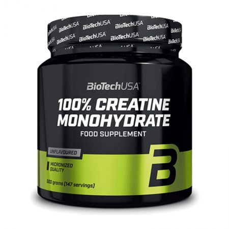 BIOTECH USA 100% Creatine Monohydrate - 300 гр