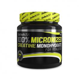 BIOTECH USA 100% Creatine Monohydrate - 500 гр
