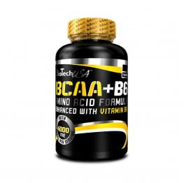 BIOTECH USA BCAA + B6 - 100 таб