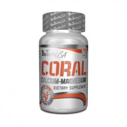 BIOTECH USA Coral Calcium Magnesium - 100 таб