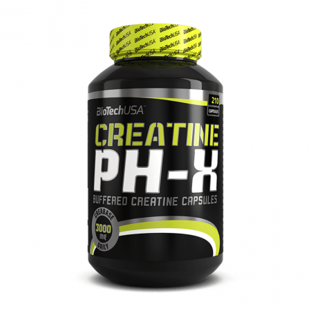 BIOTECH USA Creatine PH-X - 210 капс