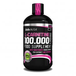 BIOTECH USA L-Carnitine 100.000 Liquid - 500 мл