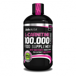BIOTECH USA L-Carnitine 100.000 Liquid - 500 мл