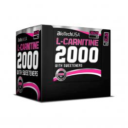 BIOTECH USA L-Carnitine 2000 - 20 ампули