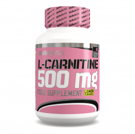 BIOTECH USA L-Carnitine 500 mg - 60 таб