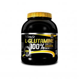 BIOTECH USA 100% L-Glutamine - 500 гр