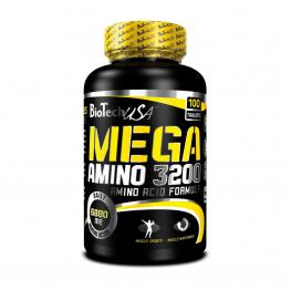 BIOTECH USA Mega Amino 3200 - 100 таб