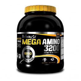 BIOTECH USA Mega Amino 3200 - 500 таб