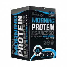 BIOTECH USA Morning Protein - 10 x 30 гр