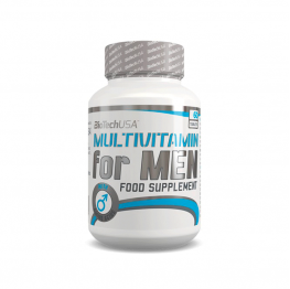 BIOTECH USA Multivitamin For Men - 60 таб