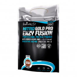 BIOTECH USA Nitro Gold Pro Enzy Fusion - 2200 гр