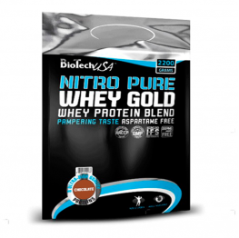 BIOTECH USA Nitro Pure Whey Gold - 2200 гр