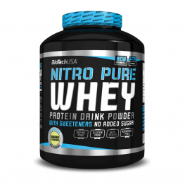 BIOTECH USA Nitro Pure Whey Gold - 2270 гр