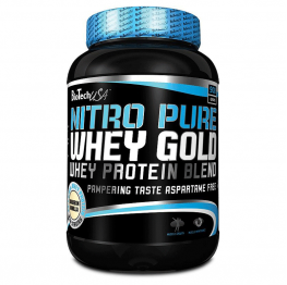BIOTECH USA Nitro Pure Whey Gold - 908 гр