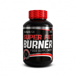 BIOTECH USA Super Fat Burner - 120 капс