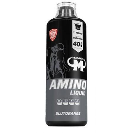 Best Body MAMMUT Amino Liquid - 1000 ml
