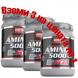 Best Body Amino 5000 - 325 таб.