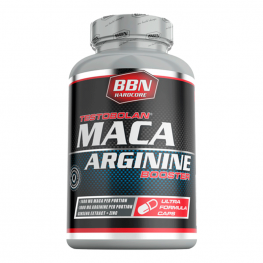 Best Body Maca Arginine Booster - 100 капс