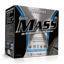 DYMATIZE Elite Mass Gainer - 10 lb
