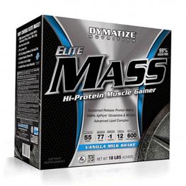 DYMATIZE Elite Mass Gainer - 10 lb