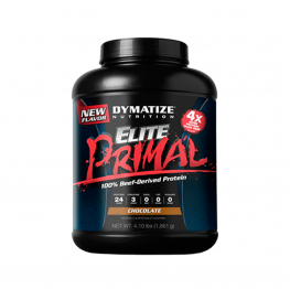 DYMATIZE Elite Primal Chocolate - 4 lb