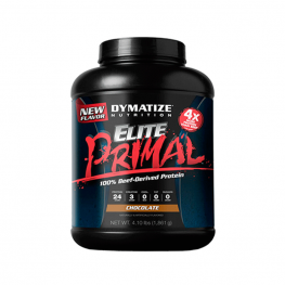 DYMATIZE Elite Primal Chocolate - 4 lb